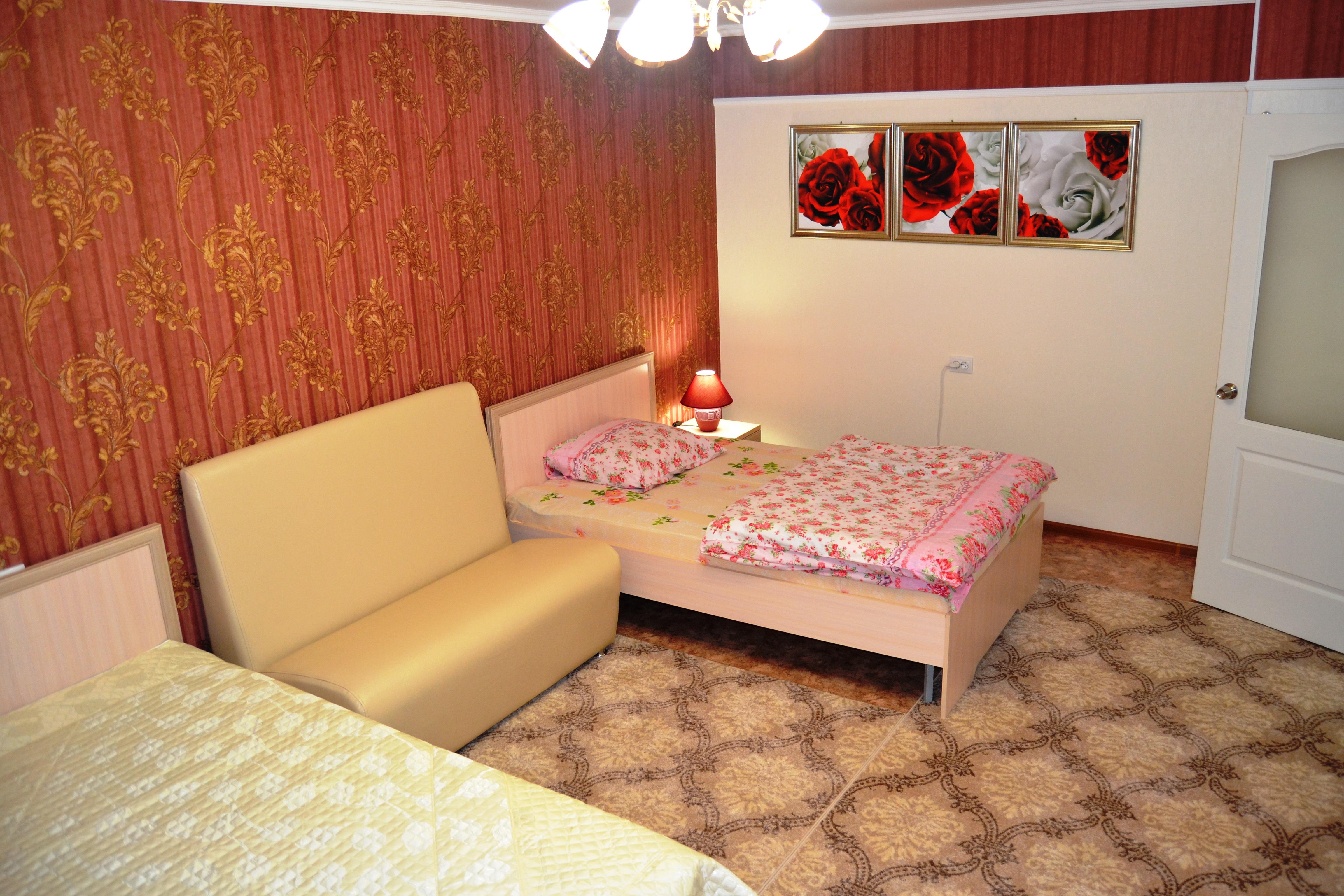 Гостиница Абсолют Нижнекамск