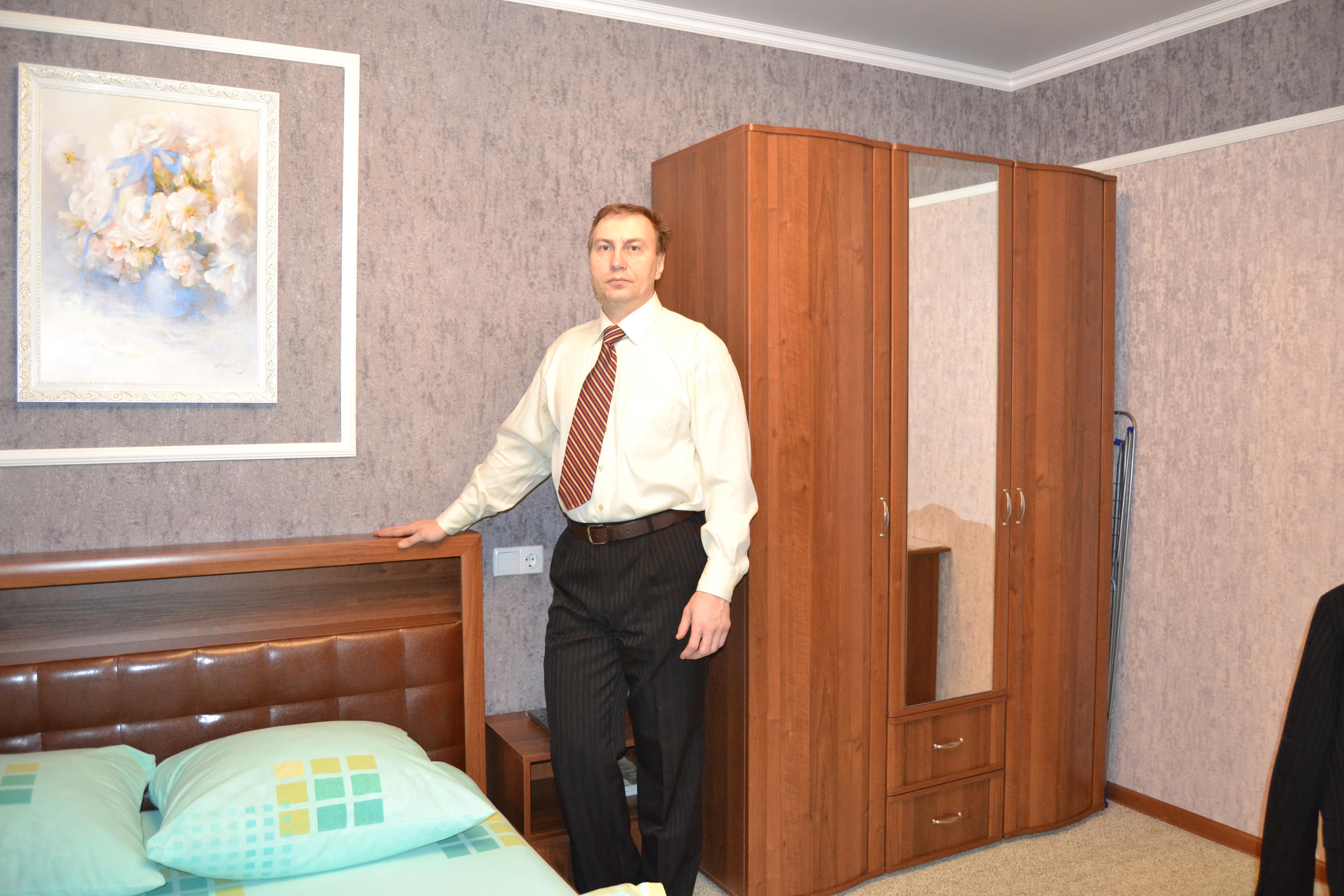 Номер гостиницы Нижнекамска - Абсолют