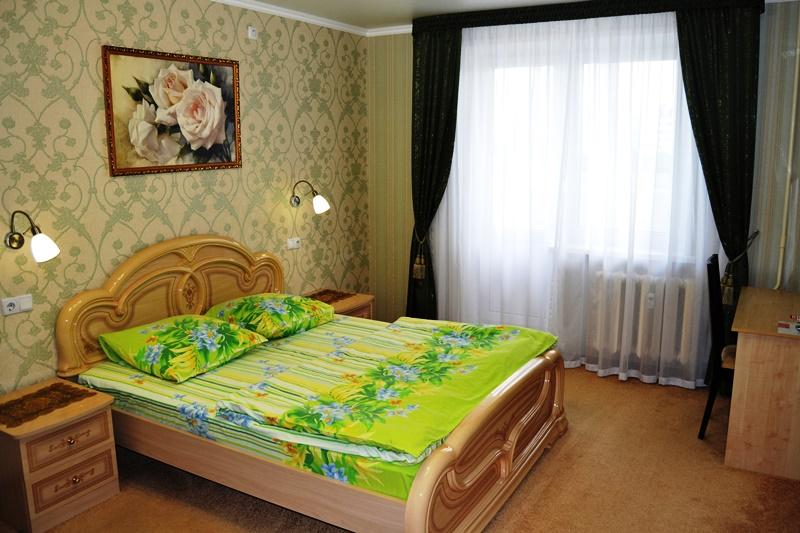 Номер Люкс гостиницы Абсолют в Нижнекамске
